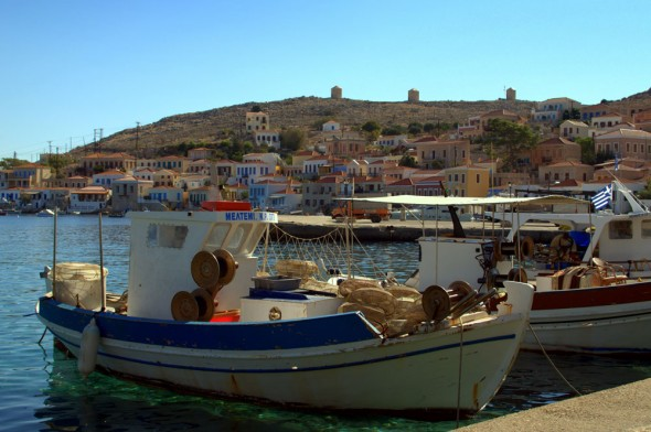 Halki_boats_harbour