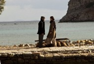 A scene from 'To Nisi', The Greek adaptation of 'The Island' by Victoria Hislop